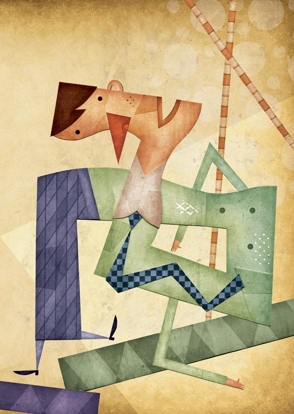 Daniel Bueno Illustration 14