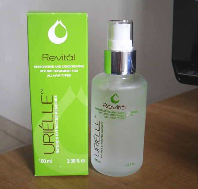 Uriélle Revitál Luxury Hair Treatment review and Giveaway! (CLOSED)