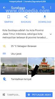 cara menambahkan lokasi bisnis di google maps