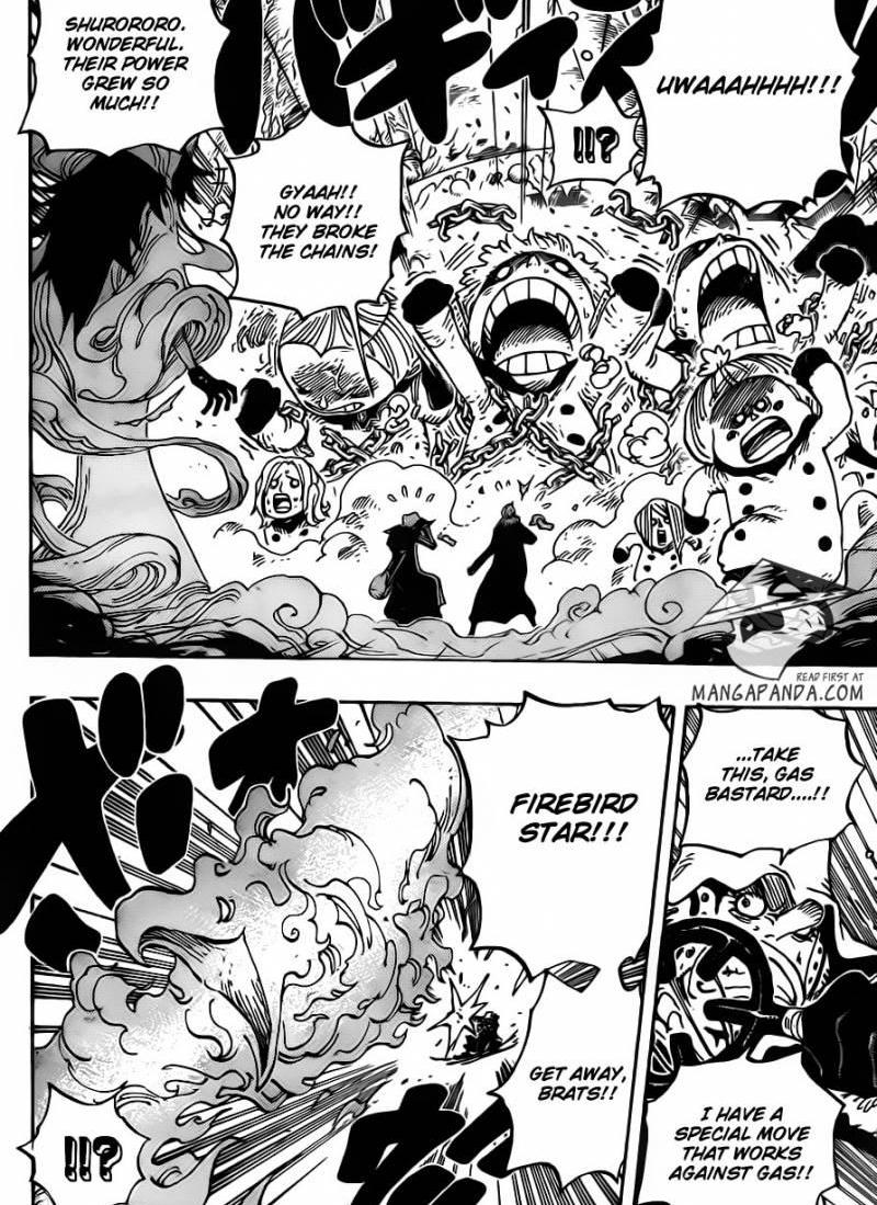 One Piece 674 The Bystanders