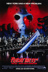 Friday the 13th Part VIII: Jason Takes Manhattan Poster