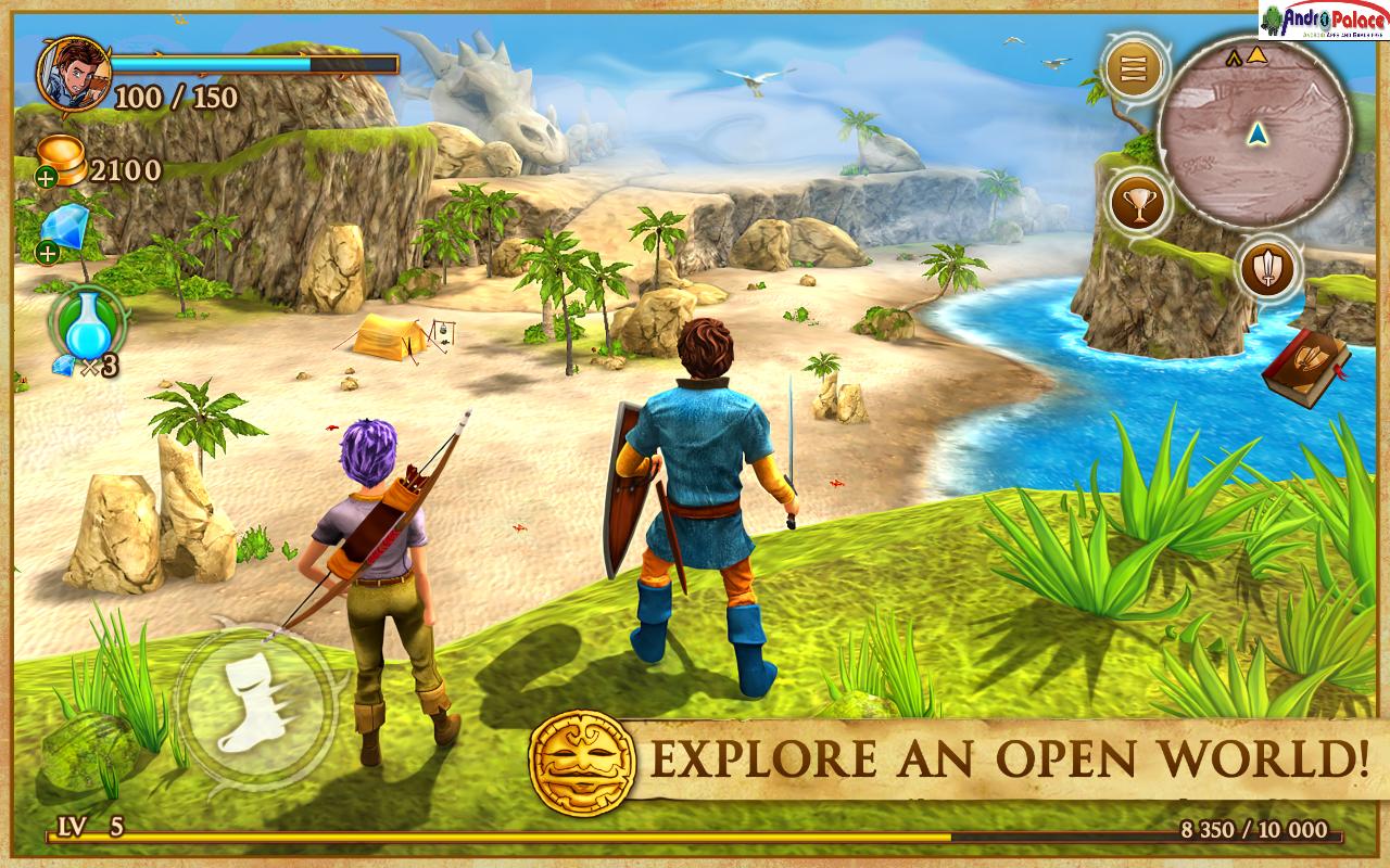 BeastQuestMODAPK1.0.3_Androcut_1sd Beast Quest MOD APK 1.0.3 Open World RPG Apps
