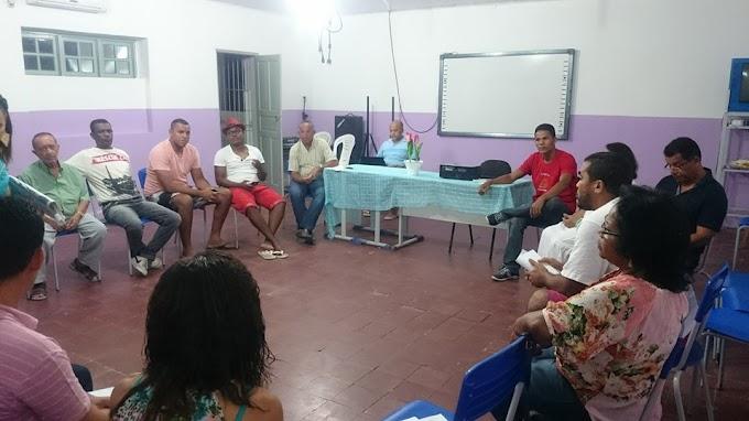 Em reunião, Diretório do PT de Gov. Mangabeira, referenda o nome de Derlan Queiroz a pré-candidato a Prefeito