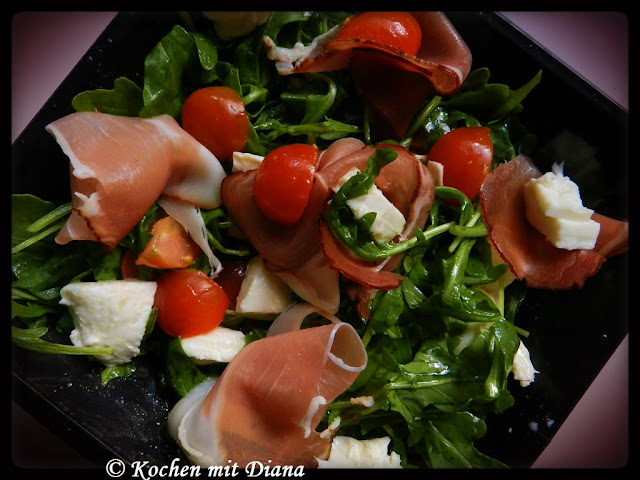 Rucola Salat