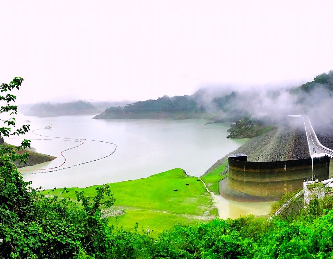 豪雨讓曾文、南化水庫大進補|缺水旱象暫時解除