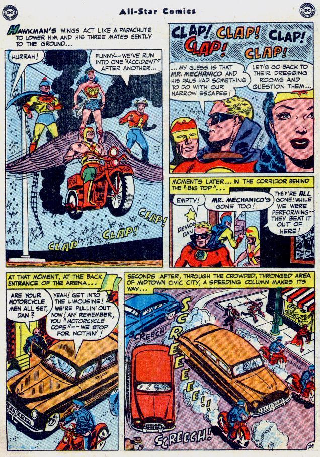 Read online All-Star Comics comic -  Issue #54 - 36