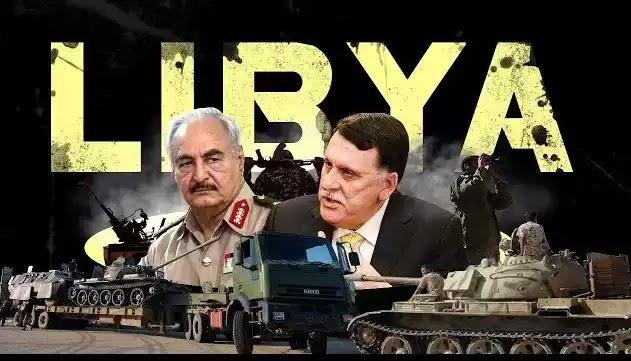 Πολεμικό σάλπισμα από σύμβουλο του Ρ.Τ.Ερντογάν για Λιβύη: «Μόνη λύση η στρατιωτική επιλογή»