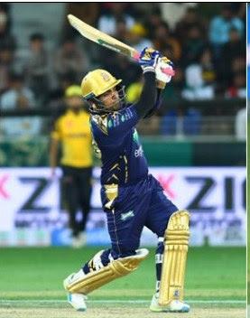 Quetta Gladiators beat Peshawar Zalmai by 6 wickets