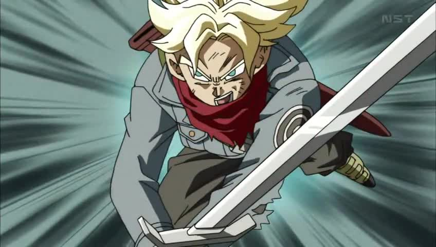 Ver Dragon Ball Super Saga de Trunks del Futuro - Capítulo 49