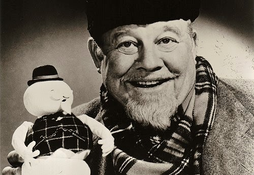 Rudolph the Red Nosed Reindeer Burl Ives animatedfilmreviews.filminspector.com