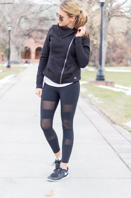 7 Tips For Staying Fit Through The Holidays by popular Colorado blogger Eat Pray Wear Love