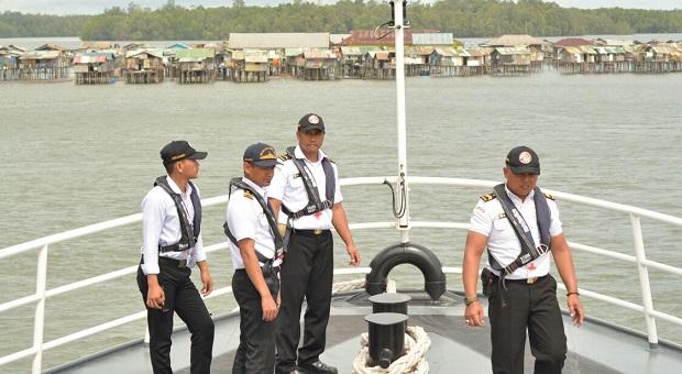Satgas Nusantara-1 Tuntas emban misi angkut Bansos Asmat