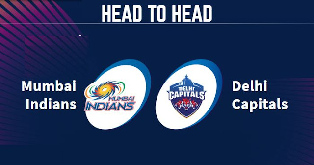 MI vs DC Head to Head: DC vs MI Head to Head IPL Records