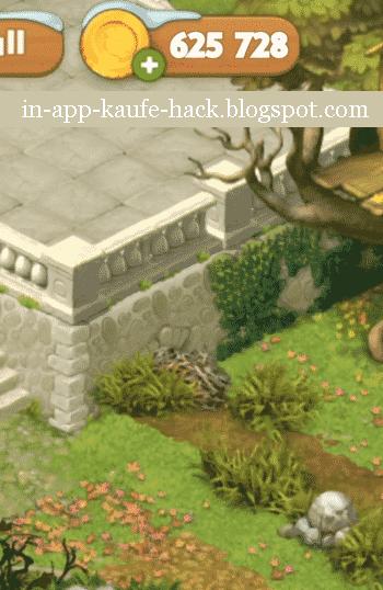 Gardenscapes Genießen Sie Kostenlose Münzen In App Käufe Hack