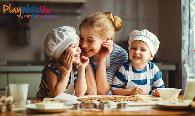 recettes fête des mères