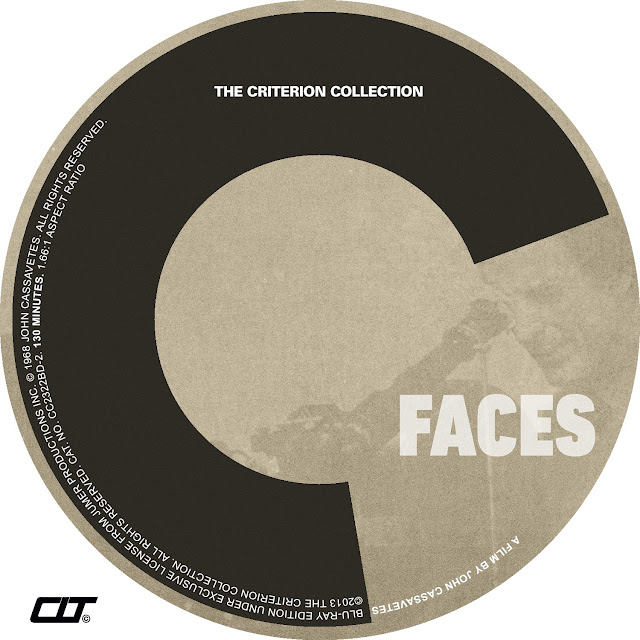 Faces Bluray Label