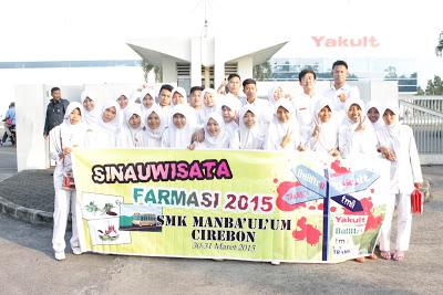 Pengalaman PKL di Kimia Farma 40 Parujakan Cirebon