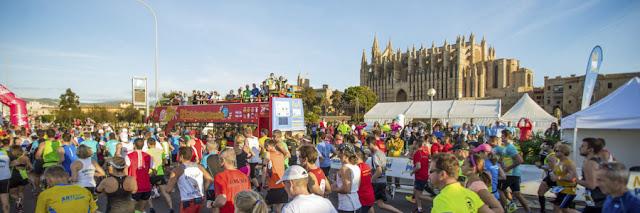 Maratón Palma de Mallorca