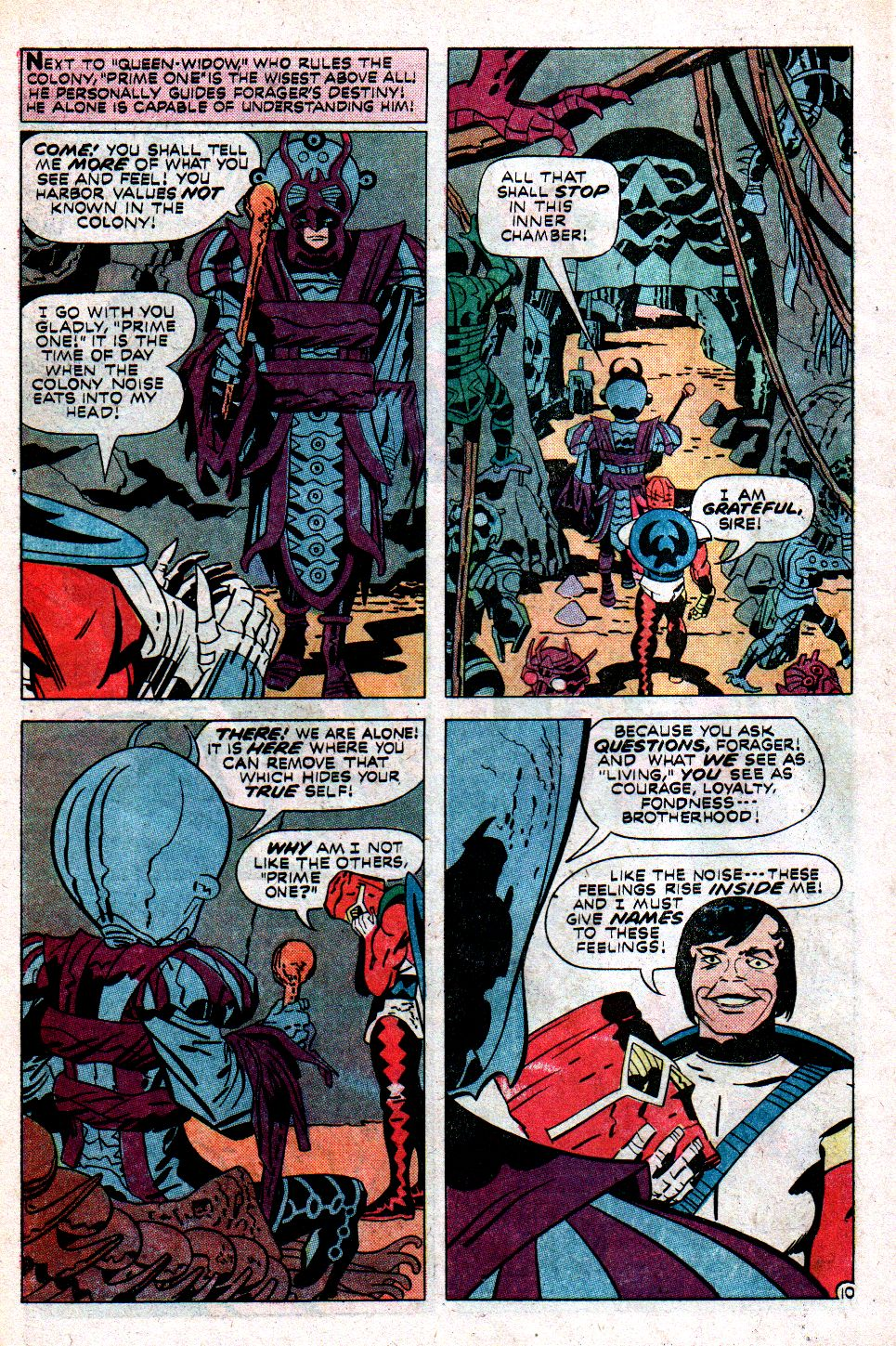 The New Gods (1971) issue 9 - Page 13