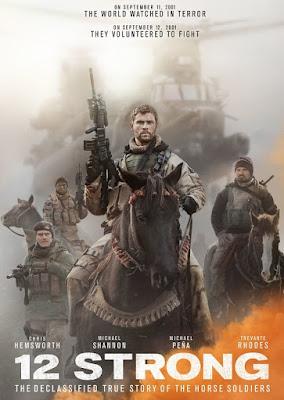 12 Strong [2018] [NTSC/DVDR] Ingles, Subtitulos Español Latino