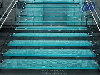 Laminated Glass Floors by Giovani Glass New York