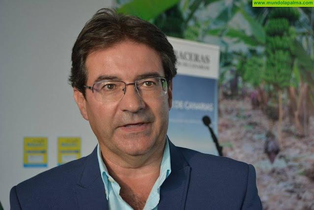 El Cabildo colabora con los ganaderos de La Palma para paliar los efectos de la crisis del coronavirus