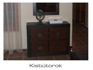 Gold Bútor - Kis bútorok