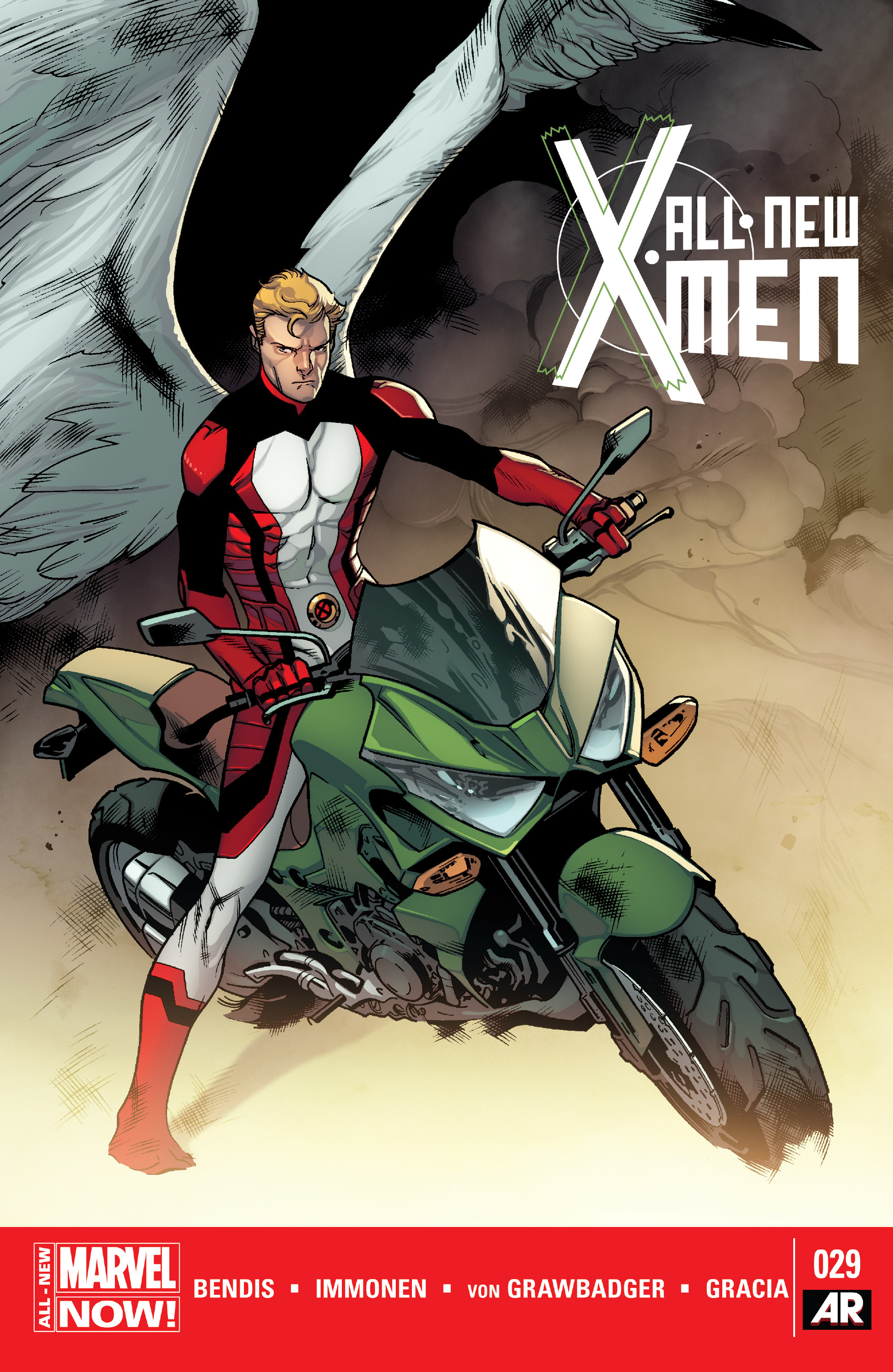 Read online All-New X-Men (2013) comic -  Issue #29 - 1