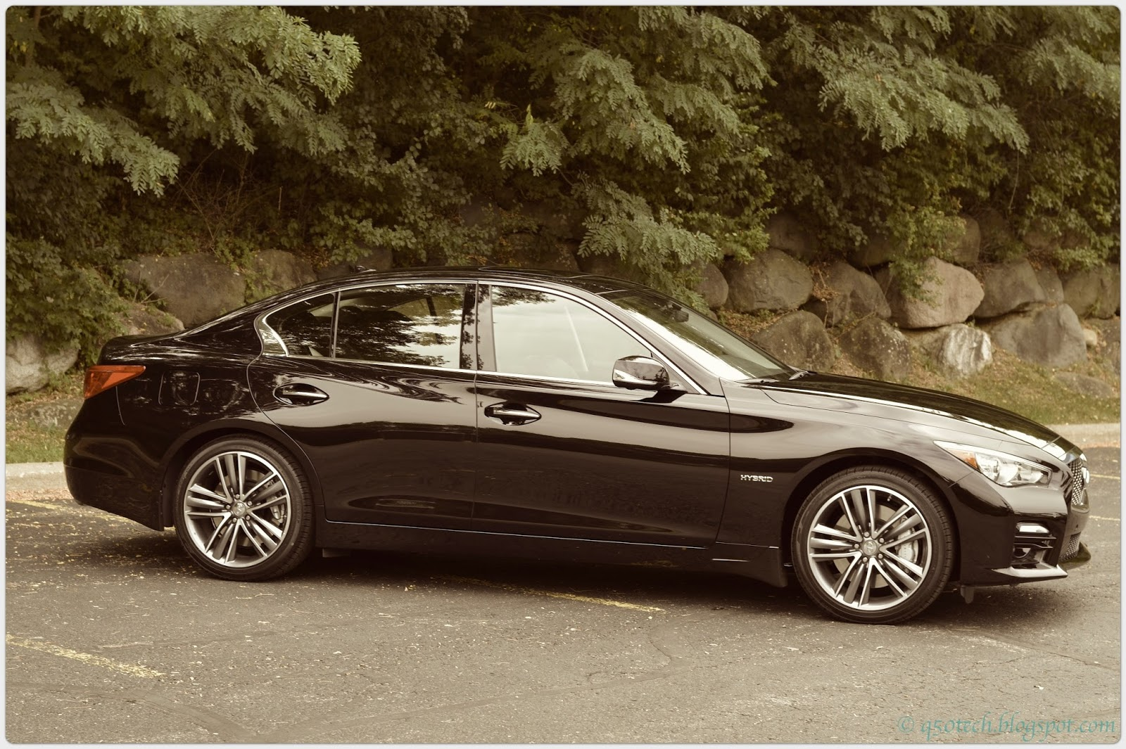 Infiniti Q50 Technical Amp Operational Blog Photo Shoot Of