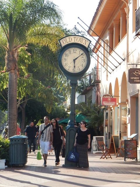 State Street, Santa Barbara, California, Elisa N, Blog de Viajes, Lifestyle, Travel