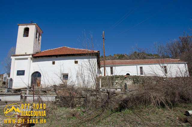 St. Petka church in Skochivir village, Municipality of Novaci