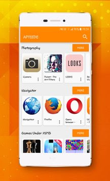تحميل تطبيق ابتويد للتطبيقات المدفوعة برنامج المتجر مجانا aptoide download