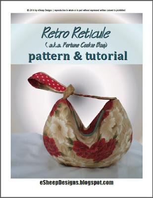 Retro Reticule by eSheep Designs