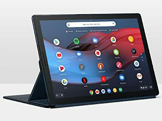 Convertible Pixel Slate Google Chrome Tablet