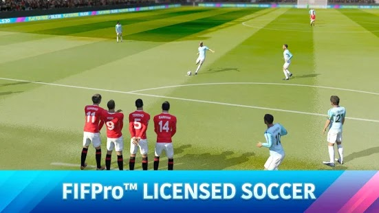 Dream League Soccer 2020 Apk+Data Free on Android Game Download