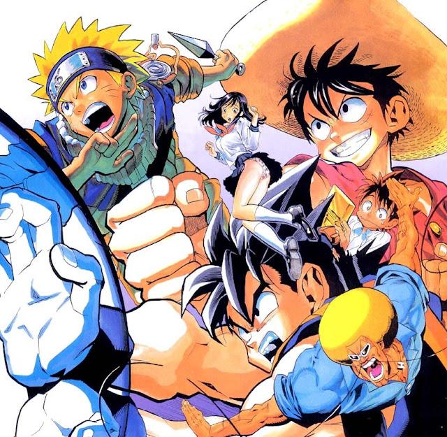 Os mangakás mais habilidosos da Shonen Jump