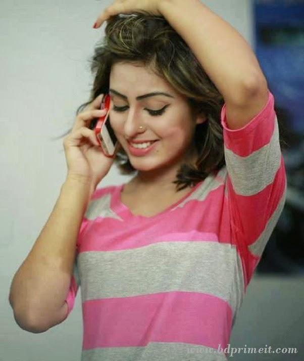 Bangladeshi Model Anika Kabir Shokh Photos, Natok List