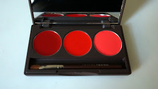 Louise Young Red Lip Trio in Allure