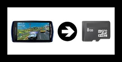 Cara Mudah Memindahkan Data dan Obb ke SD Card
