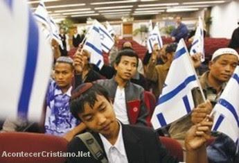 Retorno de judíos de la India a Israel