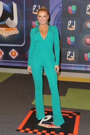 Marjorie De Sousa no pudo llevar ropa interior con este traje