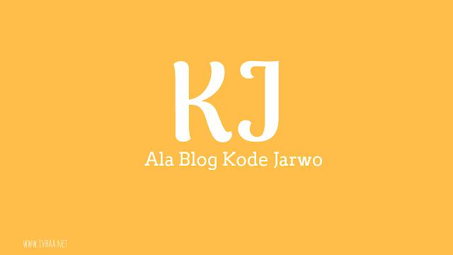 Membuat 4 Kotak Baris HTML ala Blog Kode Jarwo