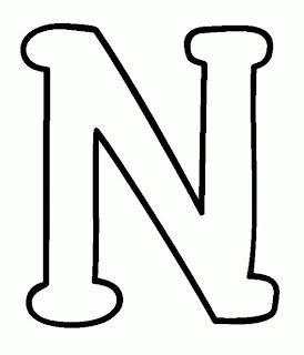 nn  Inch Block Letters O Template on block letter alphabet template, alphabet letter w template, block style letter format template, block letter font template,