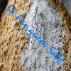 Cimento e areia para fazer a argamassa