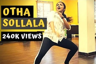 Otha Sollala | Kuthu Dance Workshop | The Crew Dance Company Choreography