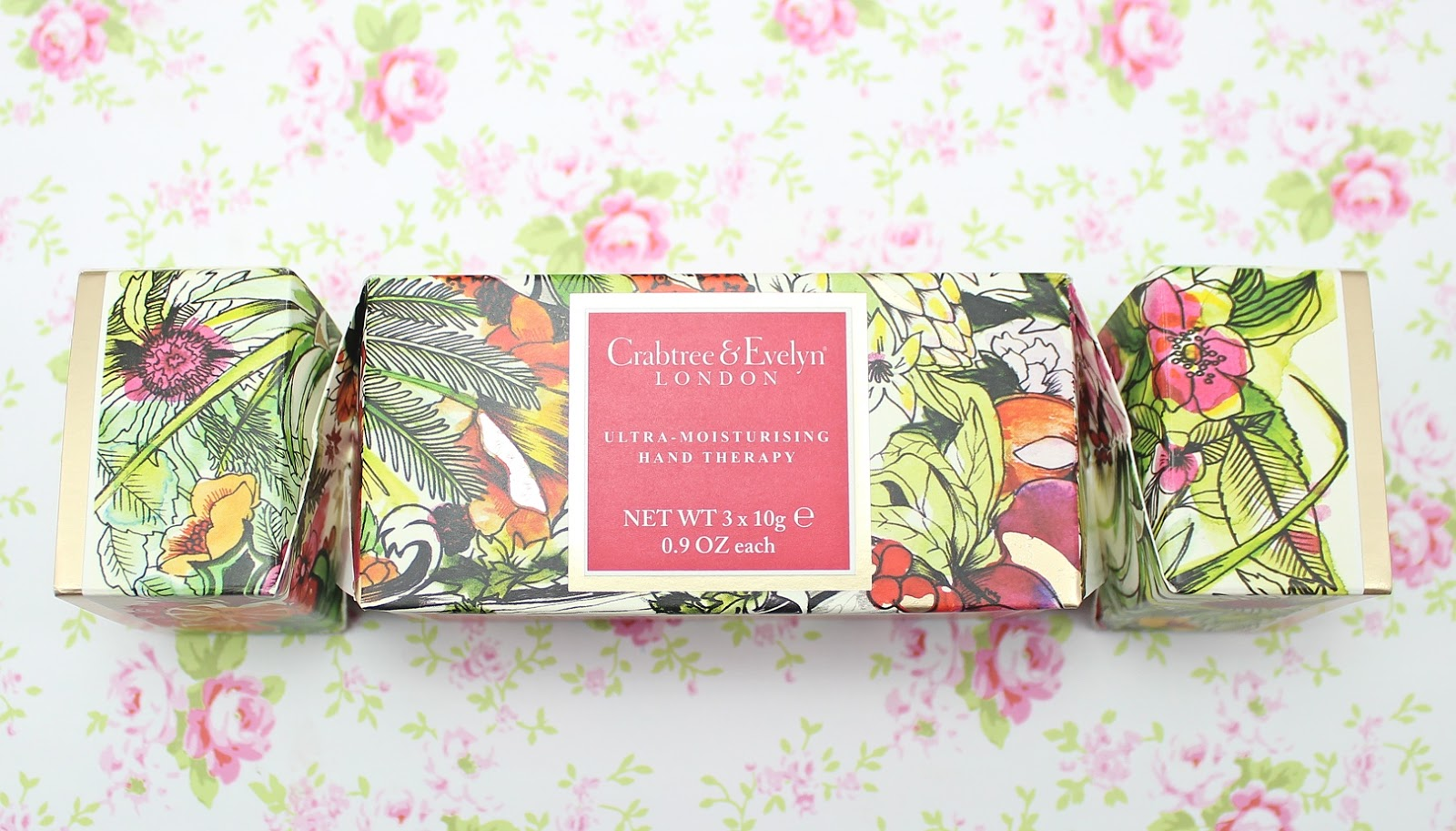Crabtree & Evelyn - Feast for the Senses Hand Therapy Cracker
