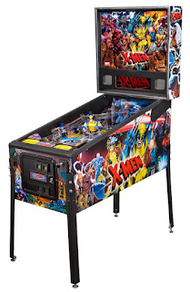 Pinball machines as vending machines