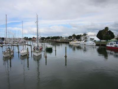 Town Basin, Whangarei, Nueva Zelanda