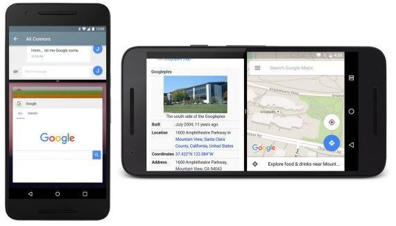Cara Menggunakan Split Screen Aplikasi di Android 7.0 Nougat
