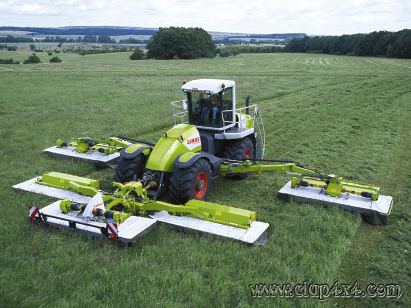 Tractors Farm Machinery Claas Cougar